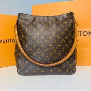Louis Vuitton Looping GM Shoulder Tote